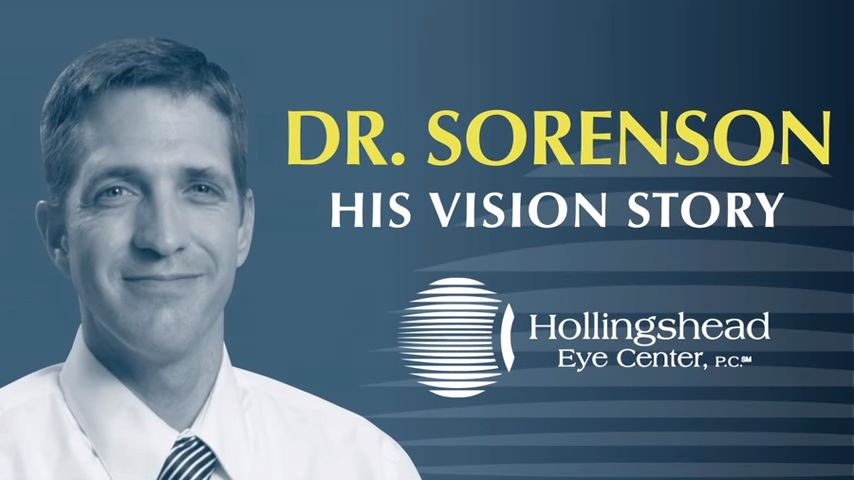 Dr. Sorenson Explains His Vision Correction