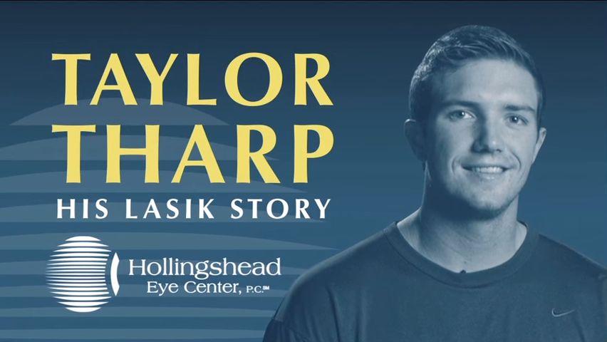 Taylor Tharp - His LASIK Story